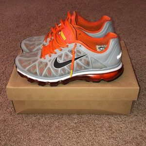 new product add1c cb5bd Nike Shoes - Nike Air Max + 2009 LIVESTRONG